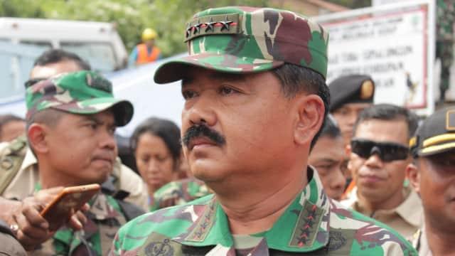 Panglima TNI Waspadai Ada Senjata Lebih Canggih dari Nuklir