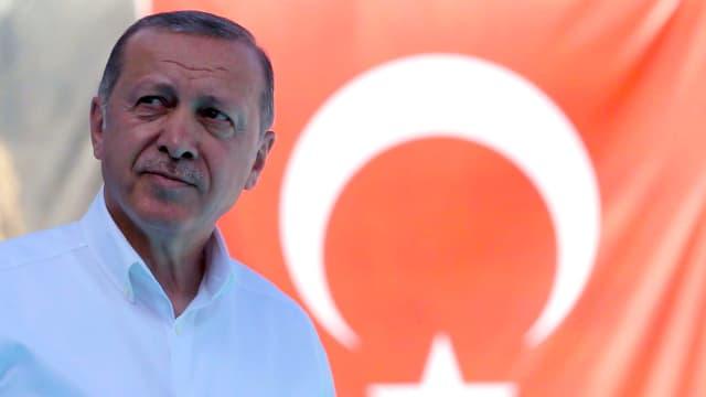 Profil Recep Tayyip Erdogan, dari Pemain Bola jadi Presiden Turki