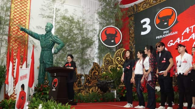 Megawati: Saya Ketawa Dengar Debat Pakai Bahasa Inggris, Apa Istimewa?