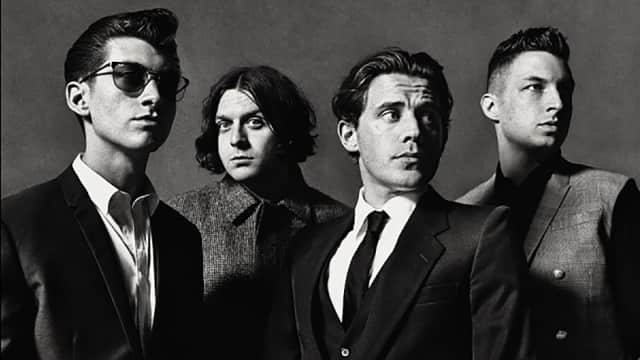 5 Lagu Arctic Monkeys Terfavorit
