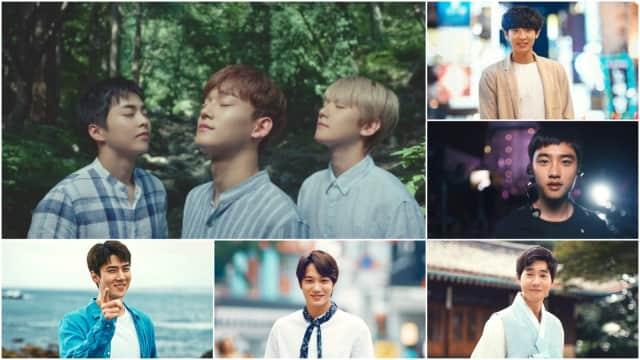 KTO Rilis Video Promosi Pariwisata Korea yang Dibintangi EXO