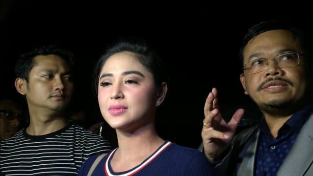 Dewi Persik Diperiksa Kasus Terobos Jalur TransJakarta