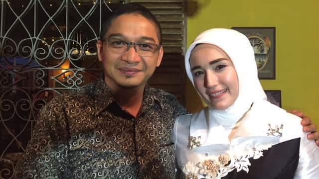 Sibuk, Pasha 'Ungu' Tak Sempat Beri Kado Ulang Tahun untuk Sang Istri