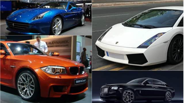 Ongkos Sewa Lamborghini, Ferrari, hingga Rolls-Royce di Jakarta