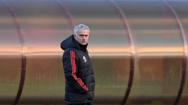 Curhat Mourinho Soal Buruknya Persiapan Manchester United