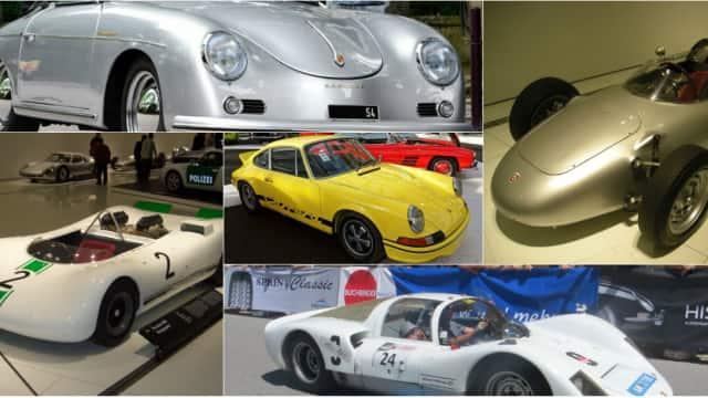 Mari Melihat 5 Sportscar Paling Ringan Besutan Porsche