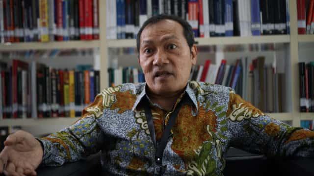 Saut Situmorang soal Caleg Koruptor: Kepantasan Jadi Asas Tertinggi