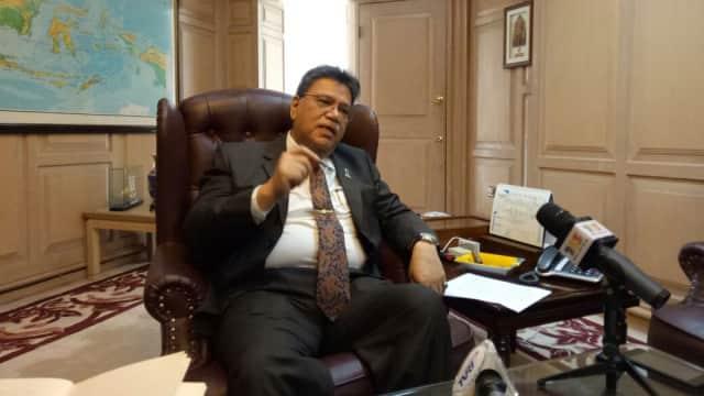 Cegah Moratorium TKI, Malaysia Undang Menaker Hanif ke Kuala Lumpur