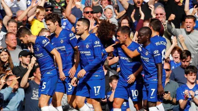 Empat 'Bumbu' di Balik Kegemilangan Chelsea Musim Ini
