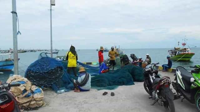 Cuaca Panas Pengaruhi Hasil Tangkapan Nelayan di Probolinggo