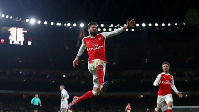 Arsenal Masih Butuh Olivier Giroud