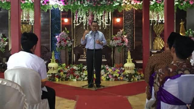 Sudirman Said: Pemimpin Nasional Harus Berwawasan Masa Depan