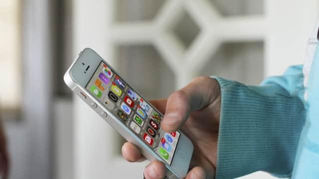 Pengguna iPhone di China Diserang Pesan Spam Judi Online