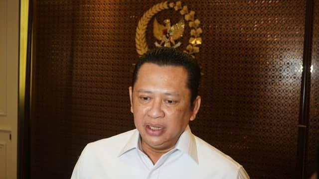 Bamsoet Minta KPK Jadwalkan Ulang Pemeriksaannya soal Korupsi e-KTP