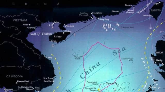 China akan Kuasai Indonesia Melalui Peta Nine Dash Line