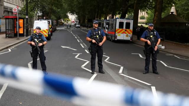 Kepolisian Ungkap Kewarganegaraan Pelaku Teror London