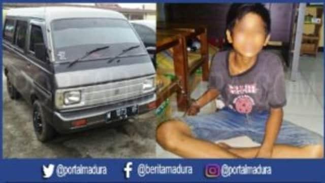 """Viral, Anak Madura Ini Diduga """"Panjang Tangan"""" Butuh Peran Lembaga Sosial"""