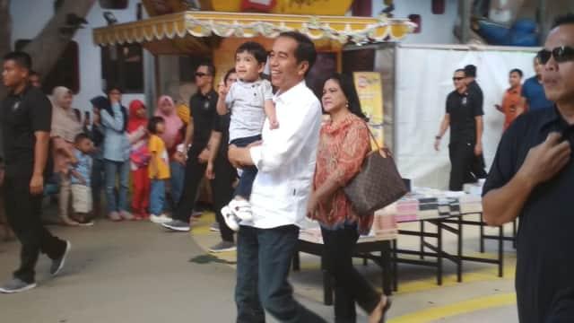 Jokowi: Saya Tidak Pernah Ulang Tahun