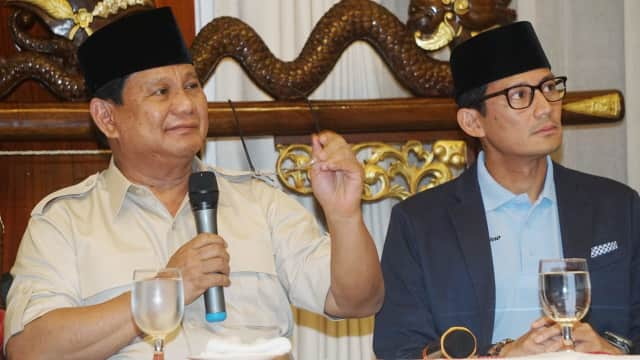 Demokrat: Jumlah Tim Kampanye Nasional Prabowo - Sandi Proporsional