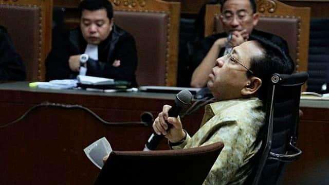 KPK: Setya Novanto Segera Divonis, Soal Puan dan Pramono Tunggu Vonis