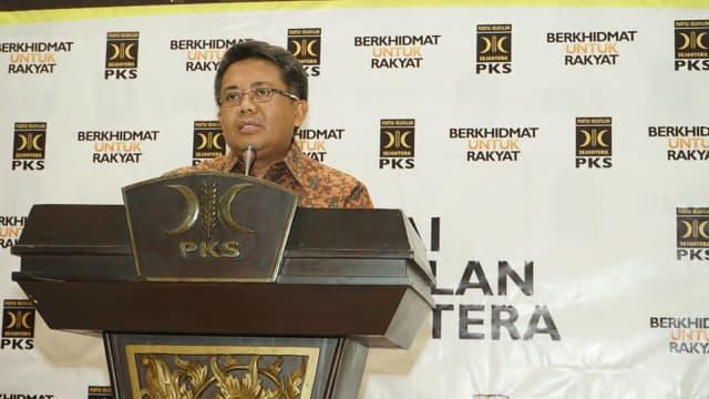 Presiden PKS: DPP Tidak Melarang Kader Hadiri Deklarasi Anis Matta
