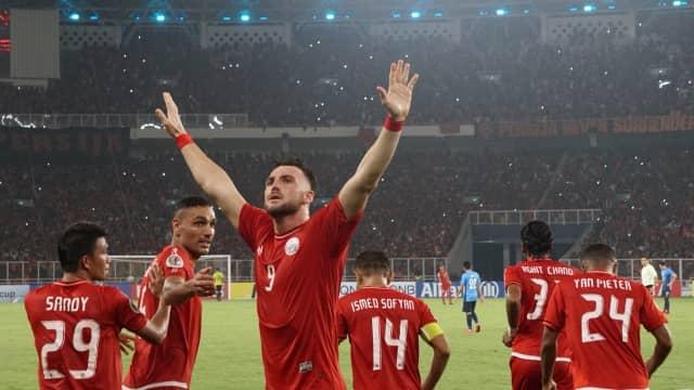 Persija Tak Membantah Simic Didekati Klub Luar Negeri