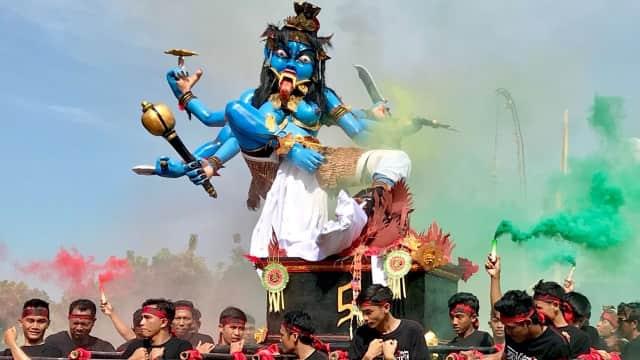 Yuk Datang dan Saksikan Festival Ogoh-ogoh di Ancol