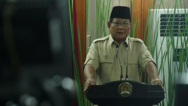 Prabowo: Saya Dulu Keluarga Pak Harto tapi Tak Ragu Kritik Orba