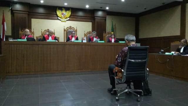 38 Tahun Berkarier, Bimanesh Sutarjo Dibuat Heran Saat Merawat Setnov