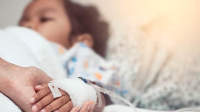 Rafi, Bocah Yatim di Aceh Menderita Luka Bakar karena Tersetrum