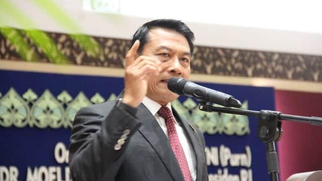 Moeldoko soal TGB Dukung Jokowi di 2019: Dia Realistis