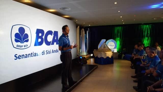 Hingga Akhir Tahun, BCA Bidik Pertumbuhan Kredit Capai 9,5-10%