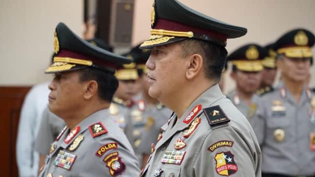 Karopenmas Polri M Iqbal Resmi Menyandang Pangkat Brigjen