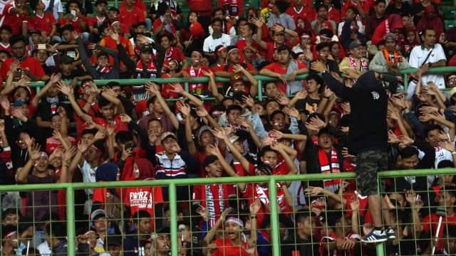 Asian Games: Animo Penonton Timnas U-23 Digerogoti Calo Tiket