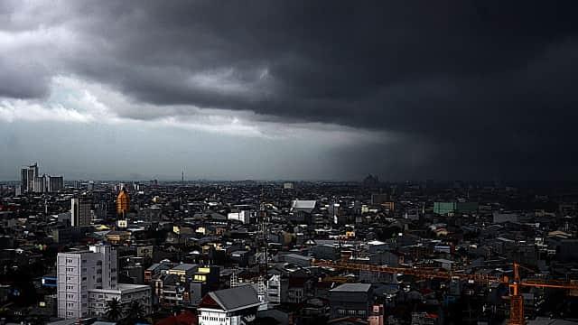 BMKG Perkirakan Hujan Angin Kembali Menerpa Bogor Rabu Sore