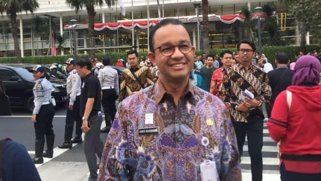 KSPI Apresiasi Anies yang Memilih Tak Ikut Pilpres demi Bangun Jakarta