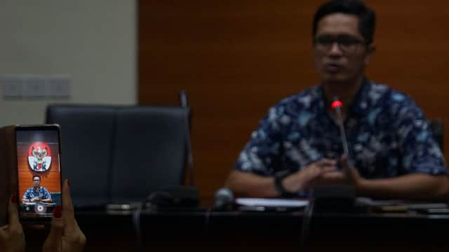 KPK Periksa Ketua DPRD Lampung Tengah