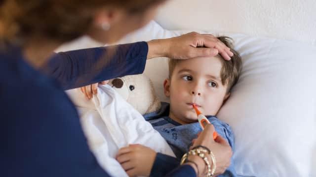 Survei: Sakit Kepala Jadi Penyebab Terbesar Anak Tidak Sekolah