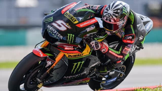 MotoGP Prancis: Zarco Start Terdepan, Marquez Kedua