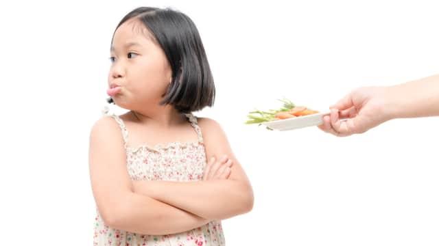 Penyakit yang Sebabkan Nafsu Makan Balita Terganggu