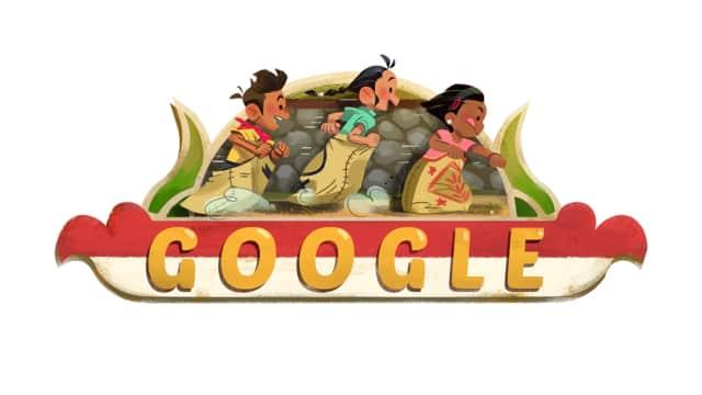 Cara Google dan Twitter Rayakan Hari Kemerdekaan Indonesia ke-73