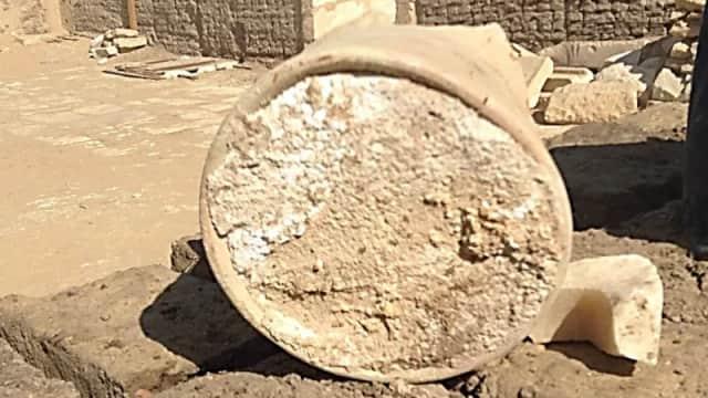 Keju Berusia 3.200 Tahun Ditemukan di Mesir, Rasanya Seperti Apa?