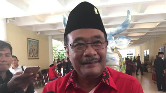 Djarot Bantah Kenaikan Dana Parpol hingga Rp 17.7 M Diteken di APBD-P