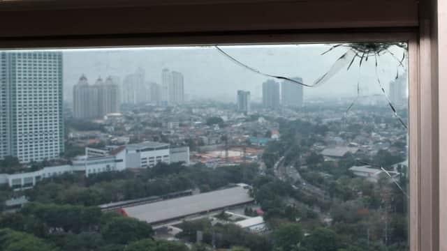 Polisi Gelar Rekonstruksi Kasus Peluru Nyasar ke Gedung DPR