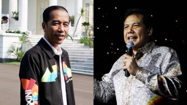 Chairul Tanjung dan Cawapres Jokowi