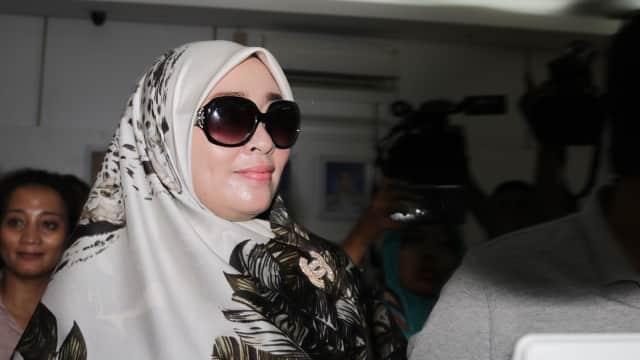 Firza Husein Kembali Datang ke Polda Metro Jaya