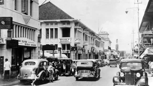 Mengenal Kawasan Pecinan Kota Bandung Tempo Dulu