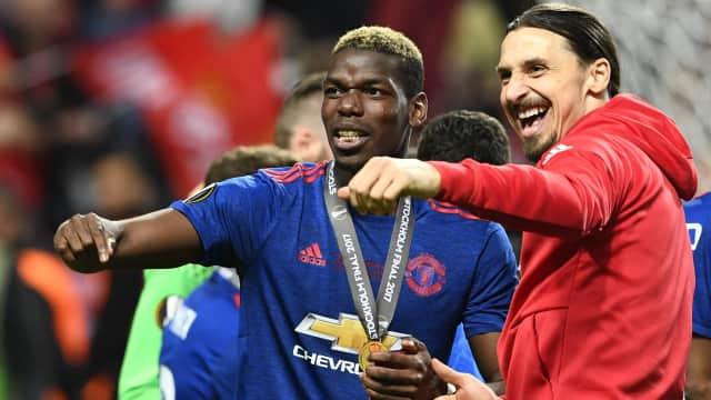 Manchester United: Pogba, Ibrahimovic, dan Rojo Telah Kembali