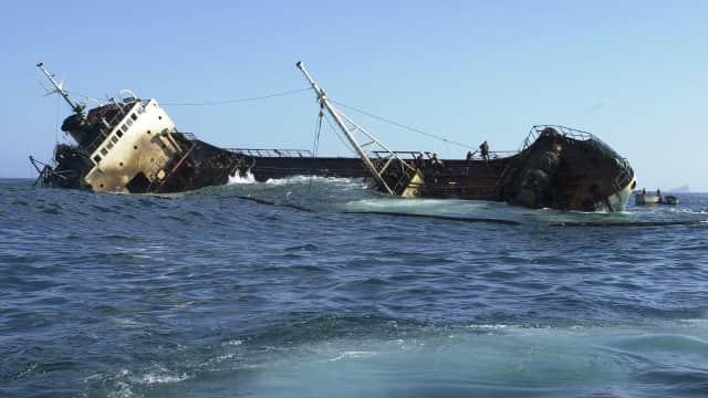 Mesin Mati Penyebab Kecelakaan KM Ramos Risma Marisi di Danau Toba