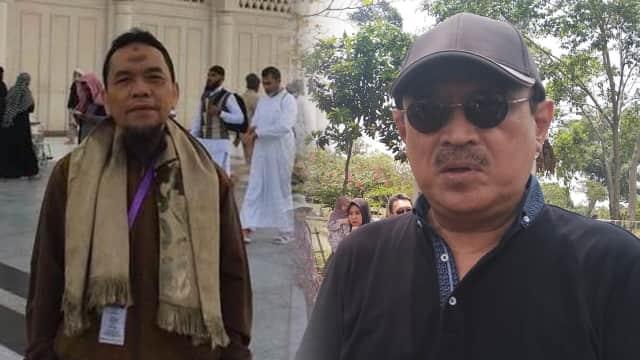 Eros Djarot: Debby Nasution Adalah 'Musuh' Berkreasi Saya